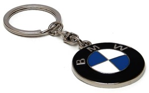 Brelok metalowy - BMW
