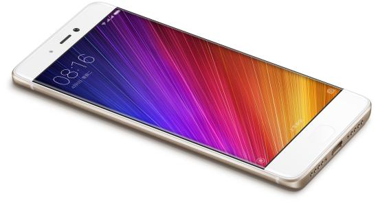Telefon Xiaomi Mi5S - 64GB - biały