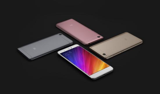 Telefon Xiaomi Mi5S - 64GB - grafitowy, biały, złoty