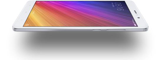 Telefon Xiaomi Mi5S Plus - 128GB - biały