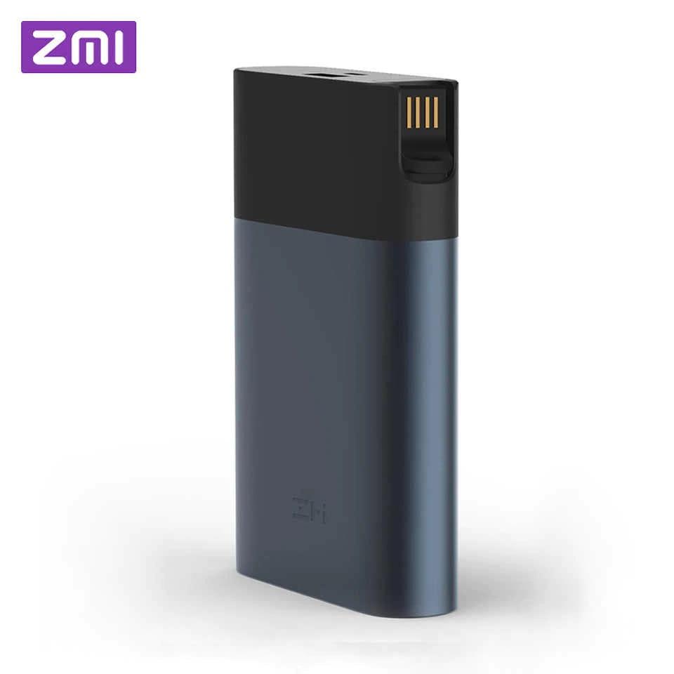 Router Wifi 4g Z 10000 Mah Power Bank Xiaomi Zmi Mf885 Aze Tech